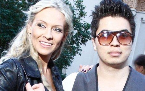Martina Gavriely odjede do Austálie i s přítelem Marcusem Tranem.