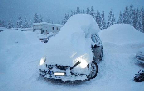 Čeká nás krutá zima se spoustou sněhu? Možná ano...