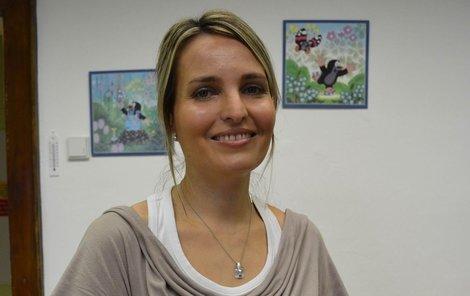 Kriminalistka Jana Chmelová byla vyhodnocena jako nejlepší policistka roku 2012.