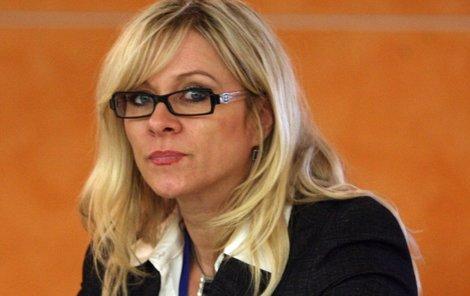 Jana Nagyová a její kreativní přezdívky.