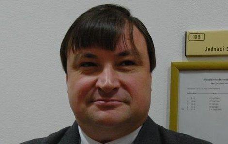 Zavražděný Roman Houska