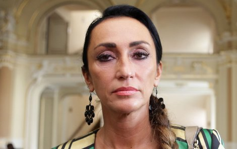 Sisa Sklovská se strachuje o manžela!