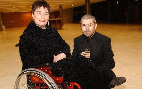 Marek Eben s manželkou vánoční nákupy neřeší.