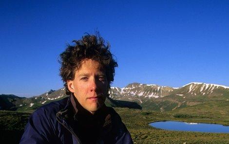 Ralston i po úrazu lezl po horách.