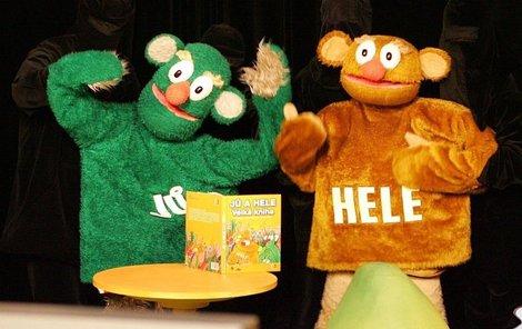 Jů a Hele baví děti už neuvěřitelných 33 let.