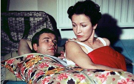Václav Postránecký v postelové scéně s Hanou Maciuchovou. Co se mu na tomhle nelíbilo?