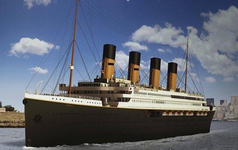 Nový Titanic