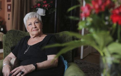 Kamila Moučková s otcem nepromluvila dlouhých 18 let.