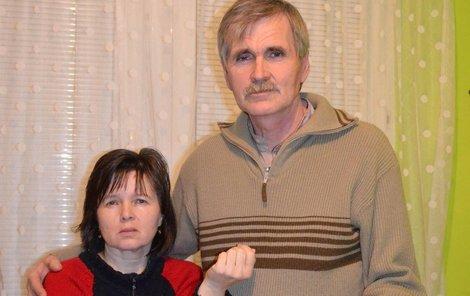 Stanislav B. a jeho žena Emilie.
