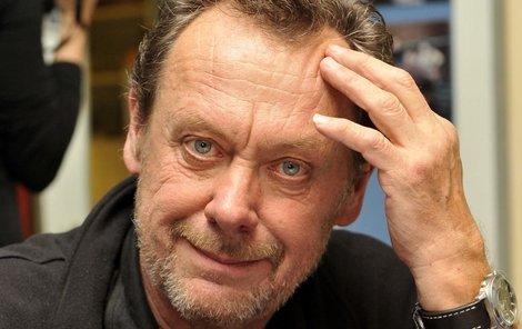 Oldřich Vízner je rád, že jeho dcery nejsou herečky.