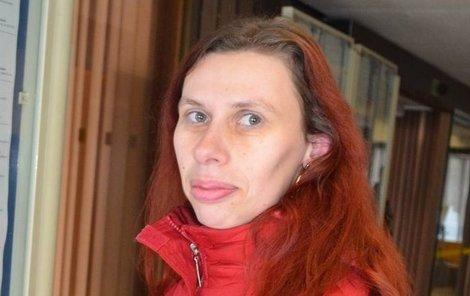 Na úřadu práce v Hradci Králové už dva roky marně shání práci Petra Klučková.