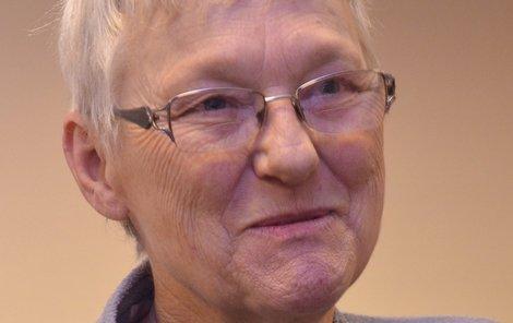 Paní Jiřina O.(60) ze Žatecka podstoupila v karlovarské nemocnici velmi náročnou operaci.