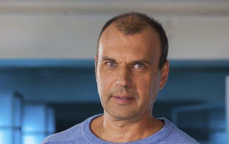 Petr Rychlý opouští seriál, ve kterém hrál tolik let...