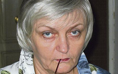 Mirka Besserová má jako její zesnulý manžel rakovinu.