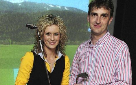 Kateřina je šťastná, s partnerem Alešem Kocem se jí narodí druhé dítě.
