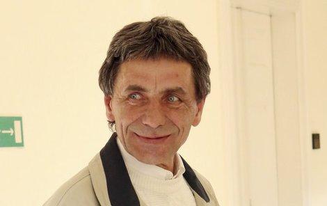 Bezdomovec František.
