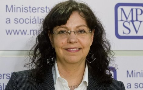 Michaela Marksová-Tominová, ministryně práce a soc. věcí
