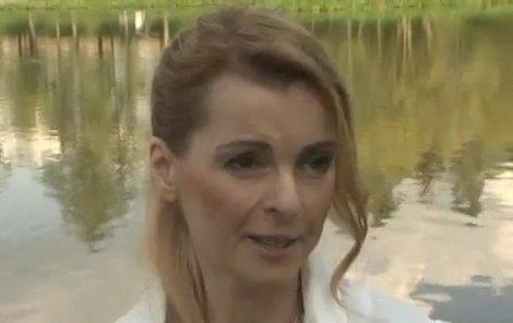 Iveta Bartošová má alespoň na chvíli důvod k radosti.