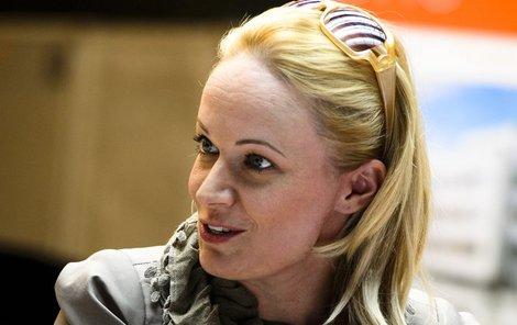 Alena Antalová přiznává starosti v rodině.