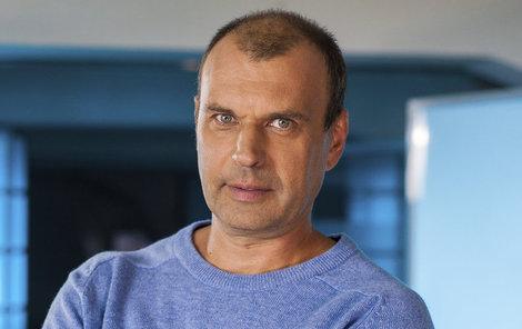 Petr Rychlý se o své rodinné příslušníky dokáže postarat.