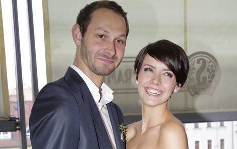 Gábina je s Filipem už od podzimu šťastně zasnoubená.