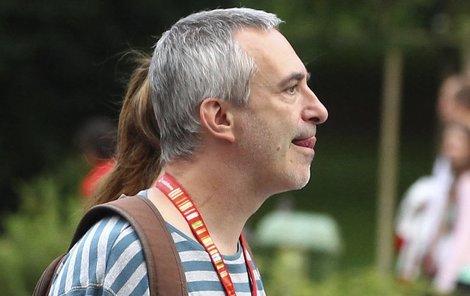 Herec Petr Vacek