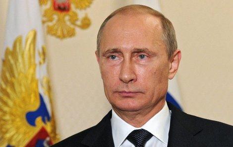 Ruský prezident si svolal své klíčové muže.