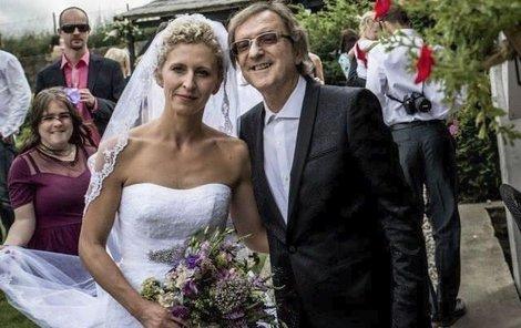 Tahle fotka Žbirky s Marthou vzbudila na Facebooku pozdvižení.