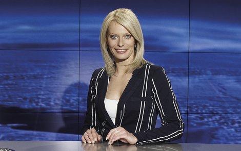 Kristina Kloubková se brzy vrátí na obrazovku.
