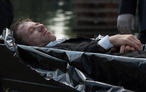 Herec v premiérovém díle páchal sebevraždu. Nevěděl ale, že je vodník.