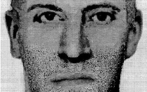 Takto vypadal muž, který dívenku unesl.