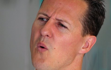 Schumacher se zranil při prosincovém lyžování v Alpách