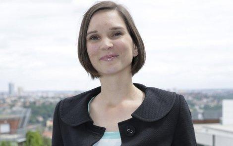 Eva Honsová předpovídá ochlazení až ke konci měsíce.