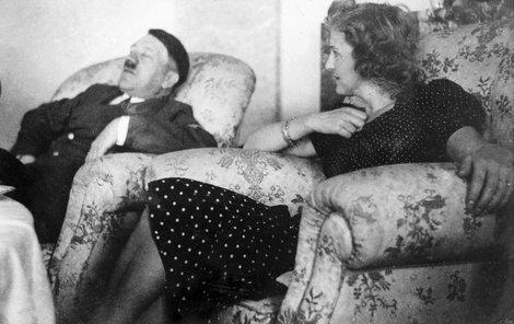 Hitler a jeho milenka Braunová zřejmě spolu nikdy neskončili v posteli.