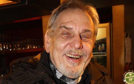 Wabi Daněk má důvod k úsměvu. Od doby, kdy přestal pít, cítí se mnohem lépe.