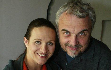 Vdova po Vladimíru Čechovi Milada by chtěla vzít čas zpět...