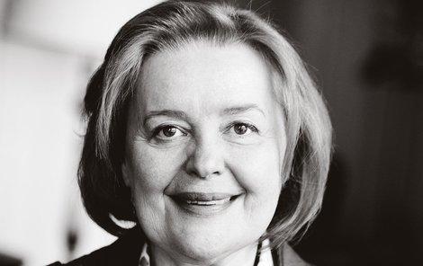 Magdě Vašáryové nebylo natáčení Markéty Lazarové dvakrát příjemné.