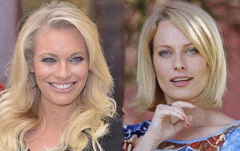 Kristina Kloubková šlape v popularitě Lucii Borhyové na paty. Proto se vyvinutější blondýna rozhodla jednat...