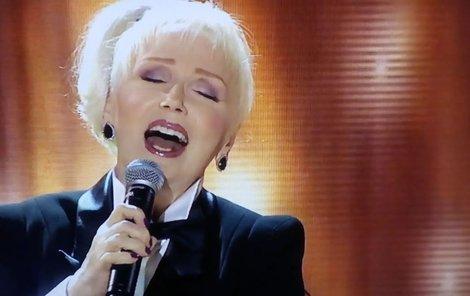 V pořadu V siedmom nebi Gombitová po 12 letech zazpívala ohlásila novou etapu svého života.