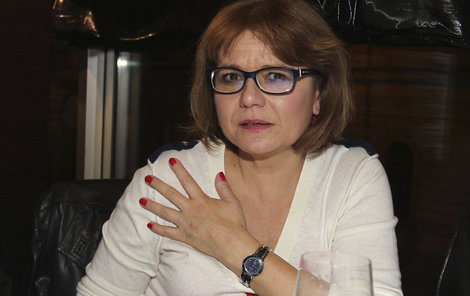 Ivana Andrlová se na vlastní pohřeb nepřišla podívat.