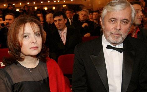 Libuše Šafránková přišla o oba rodiče za tragických okolností.