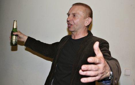 Miroslav Vladyka rázně vyřešil zásadní vánoční problém.