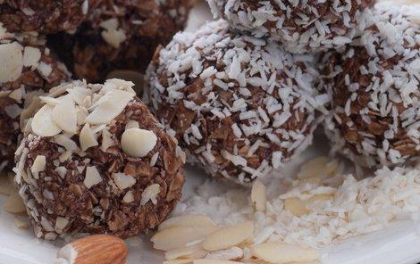 Ořechové koule