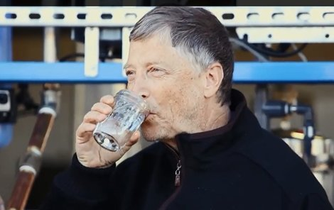 Bill Gates si docela pochutnával.