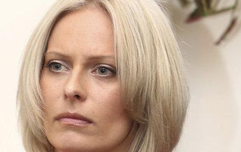 Kristina Kloubková svého exmanžela sháněla celý rok.