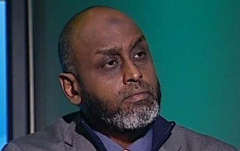 Muhamed Abbás v České televizi