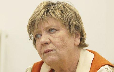 Jaroslava Obermaierová ztratila kamarádku.