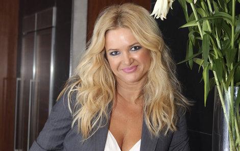 Monika Babišová je šťastná žena.