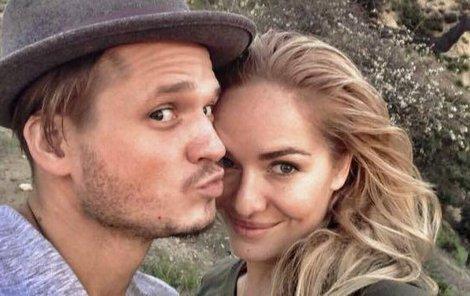 Dvojice se vydala na dovolenou do slunné Kalifornie.