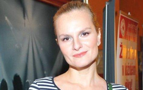 Iva Pazderková trpí panickou atakou. Jednou měla opravdu velký strach!